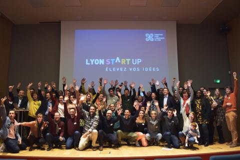 Image de l'article [EDITION 7] Appel à candidatures pour l'édition 7 de Lyon Start Up à partir du 4 juin